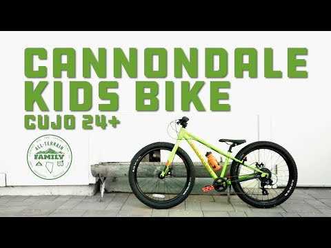Cannondale Cujo 24+ Kids Mountain Bike Review + Initial Upgrades