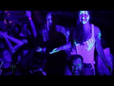 Paint glow Granada @ Sala El Tren [26 Septiembre 2013]
