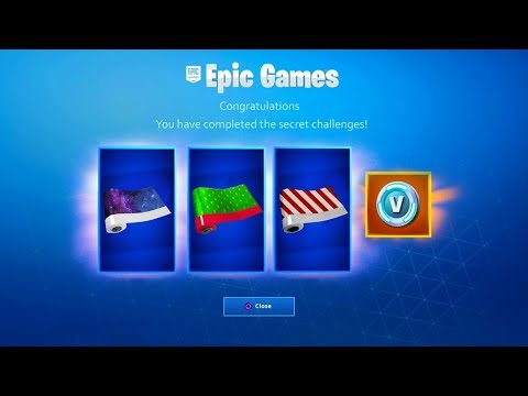 How to get *FREE* CHRISTMAS REWARDS in Fortnite Battle Royale! (Season 7 Christmas Rewards)