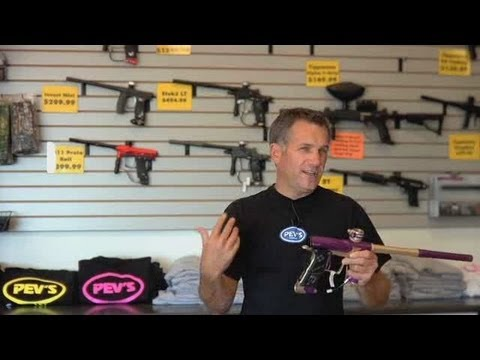 Woodsball Guns vs. Speedball Guns | Paintball
