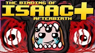 The Binding of Isaac: Afterbirth+: SATANS CRAZY CHOSEN ONE! (DYING TO WIN)
