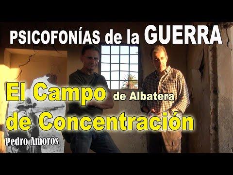 Psicofonías Increíbles en El Campo de Concentración de Albatera - Lugares Encantados de España #5