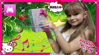 Сотовый телефон ХЭЛЛОУ КИТТИ ПОДАРОК моей МЕЧТЫ от Деда Мороза Hello Kitty Mobile Cell Phone