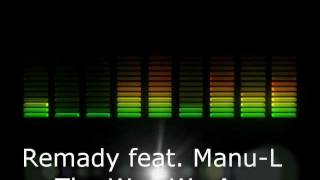 Remady ft. Manu-L - the way we are - official Purple Project remix