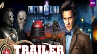 Doctor Who: The Eternity Clock video