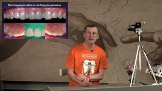Свободный дизайн в реставрации передних зубов