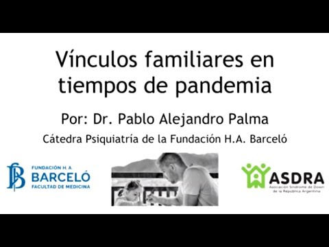 Watch video Vínculos familiares en tiempos de pandemia