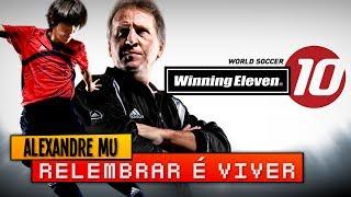 Relembrar é Viver: Winning Eleven 10 - PlayStation 2