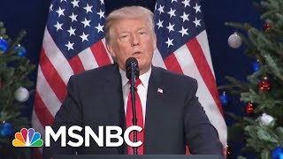Debunked: Donald Trump's Claim Barack Obama Didn't Say Merry Christmas   All In   MSNBC