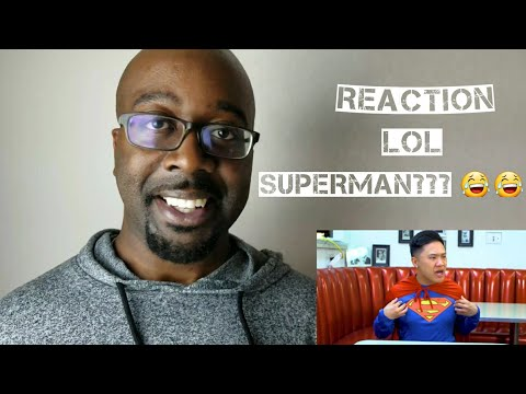 Racist Superman | Rudy Mancuso, Alesso & King Back - REACTION