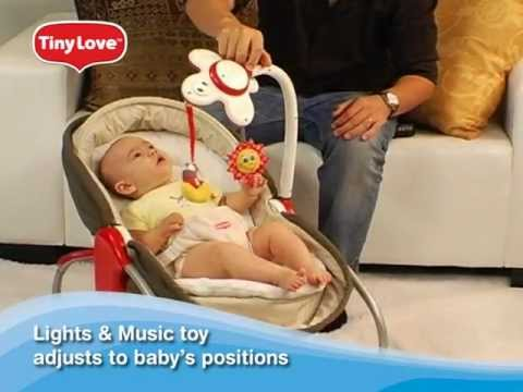 Video of Tiny Love 3 in 1 Rocker Napper