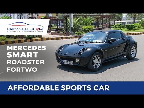 Mercedes Smart Fortwo Roadster | Owner's Review | PakWheels