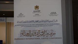 مؤتمرون في مراكش يربطون بين مكافحة الفساد واستقلال القضاء