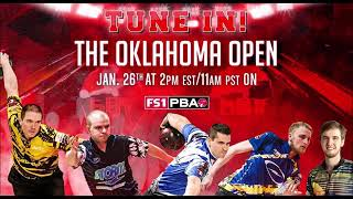 2020 PBA Oklahoma Open Match #2 - #3 Jesper Svensson vs #5 Sean Rash