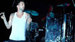 Maroon 5 - Secret & What's Love Got To Do With It