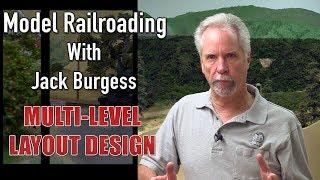 Model Railroading With Jack Burgess Ep. 4 Layout Design