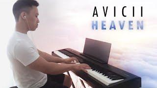 Avicii   Heaven [ft. Chris Martin] (piano Cover By Ducci)