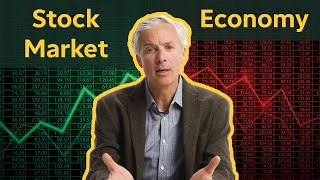 Why Is the Stock Market Up When the Economy Is Down?