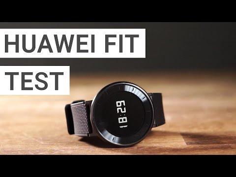 Huawei Fit Sportarmband im Test | Deutsch