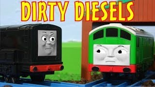 TOMICA Thomas & Friends Short 31: Dirty Diesels