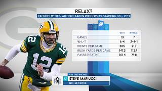 Should the Packers Pursue Romo? NFL Network