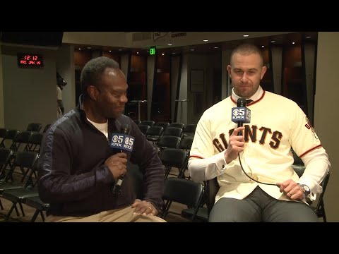 1-on-1 Interview With Giants Third Baseman Evan Longoria