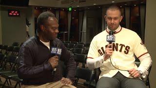 1-on-1 Interview With Giants Third Baseman Evan Longoria