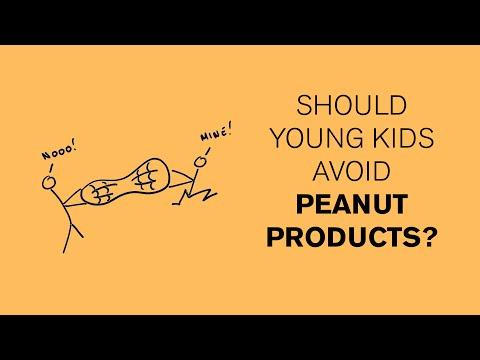 Why It's (Usually) OK To Feed Peanut Products To Babies