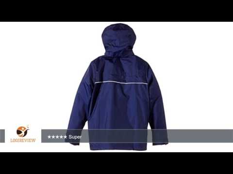 adidas Kinder Bekleidung Core 11 Regen Jacke Junior | Erfahrungsbericht/Review/Test