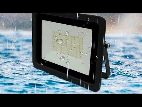 Светодиодный уличный прожектор / LED street floodlight
