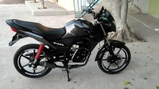 Honda CB1 Con Algunos Cambios... ''LEGION''
