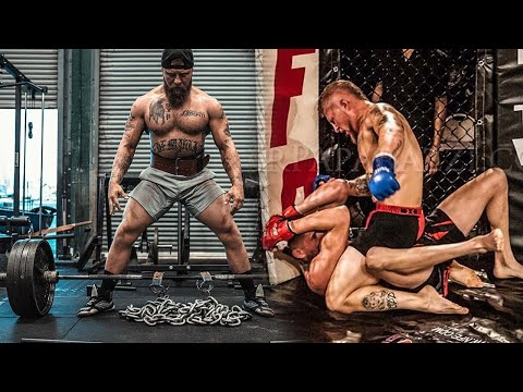 Top MMA Strength Exercises You Should Be Doing   Phil Daru