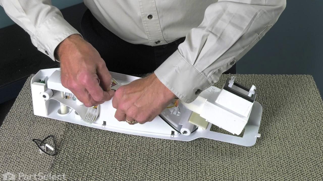 Replacing your Kenmore Refrigerator Thermistor
