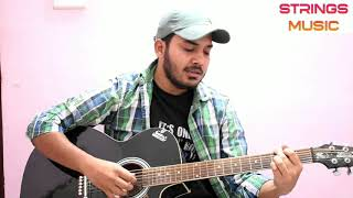 Tu Aashiqui Hai - KK    Strings Music    Guitar Song    Acoustic Guitar Version