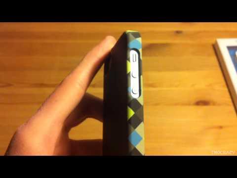 Original Penguin iPhone 5/5s Case Unboxing/Review German/Deutsch HD