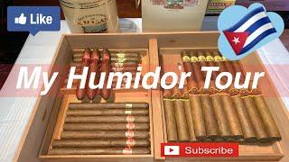 🇨🇺 CUBAN CIGARS HUMIDOR TOUR