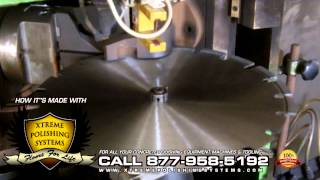 HOW IT'S MADE: Diamond Cutting Blades   Xtreme Polishing Systems