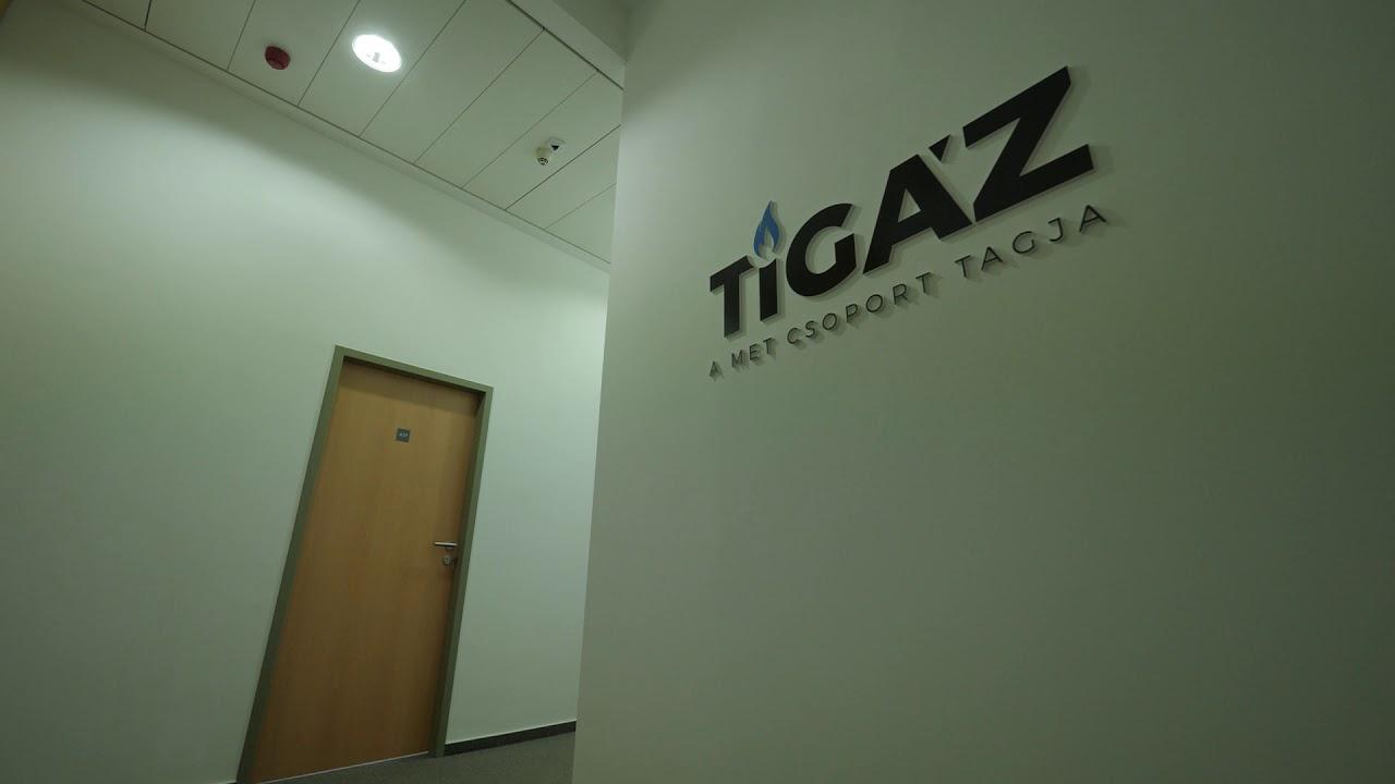 TIGÁZ, Budapest