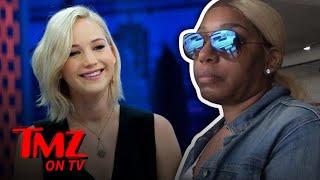 Nene Leakes Shades Jennifer Lawrence | TMZ TV