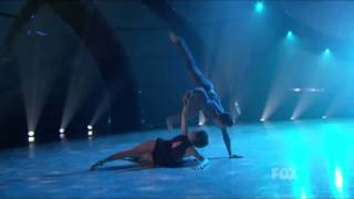 Paul and Mackenzie   So you think you can dance season 10 top 12