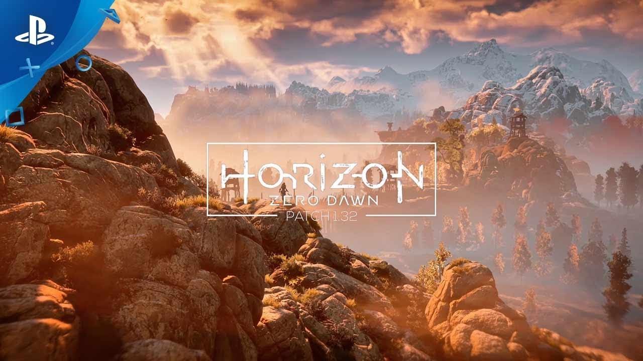 Atualização 1.32 de Horizon Zero Dawn Traz Dificuldade 'Story'