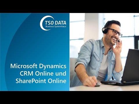 Microsoft Dynamics CRM Online und SharePoint Online