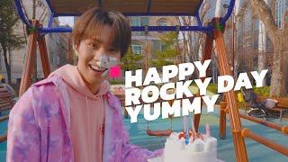SPECIAL FILM | HAPPY ROCKY DAY 'Yummy'