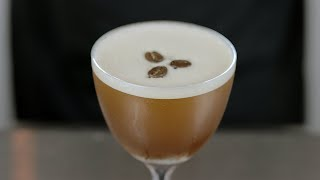 COLD-BREW MARTINI – Coffee Cocktail…for Breakfast!?