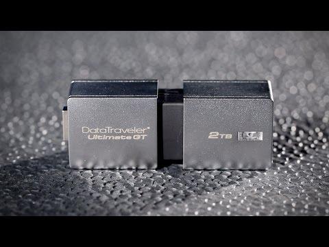 Kingston 1TB ve 2TB Flash Bellek Satışına Başladı – DataTraveler Ultimate GT