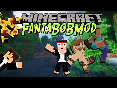 [FR]-Présentation de mods : FantaBobMod !-[Minecraft1.7.10]