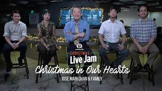 Jose Mari Chan and family perform 'Christmas In Our Hearts'