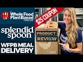 SPLENDID SPOON SUBSCRIPTION BOX REVIEW + COUPON » Plant Based Soups & Bowls Vegan Food Delivery