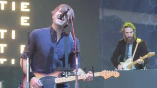 "Death Cab for Cutie ""Crooked Teeth"" Live at Bunbury Festival"
