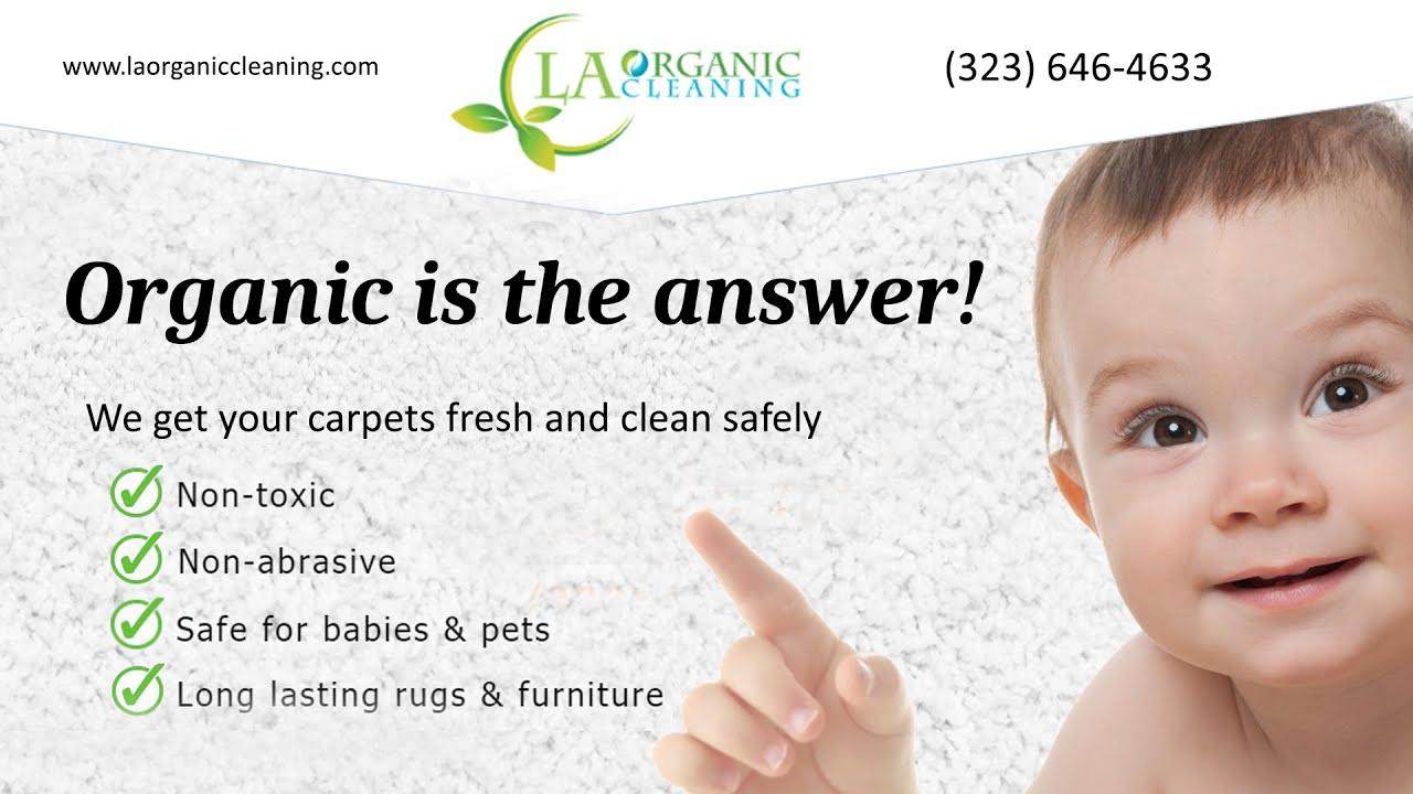 LA Organic Cleaning